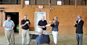 USDA Rural Development brings millions of dollars to Meade County