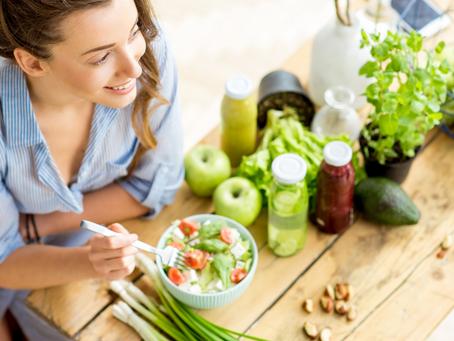 ¿Cómo Bajar de Peso con tu Misma Alimentación?