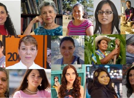 MUJER MEXICANA; Guerrera como ninguna