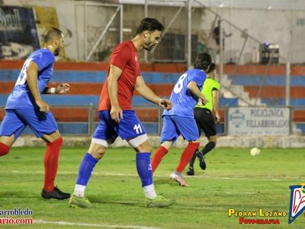 El Villarrubia gana a un Villarrobledo que no encuentra soluciones