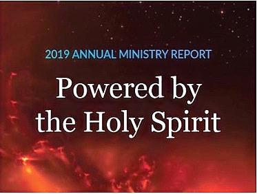 2019 CRC 교단 사역 결산 보고