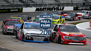 NASCAR Hall of Fame 200 will take place at Martinsville Speedway this fall