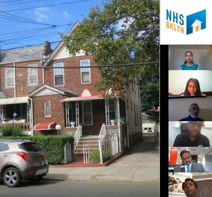 Virtual Home Tour with NHS Brooklyn