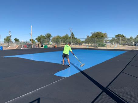 Glen Wayman Tennis Courts
