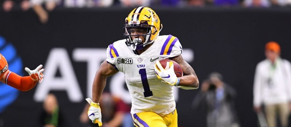 What will LSU's Offense Look Like in 2020 Without Ja'Marr Chase?