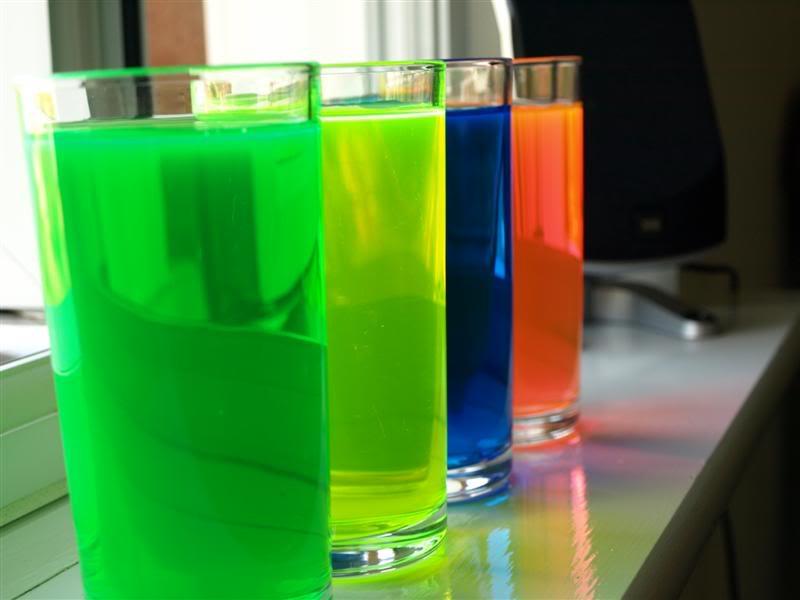 coolant color