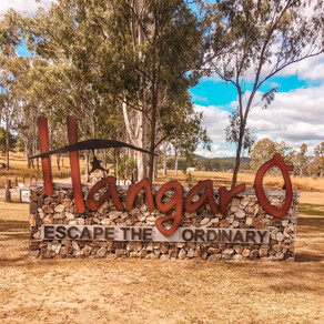 Hangar O Glamping Campgrounds - Exploring Gympie and beyond!