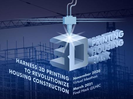 3D Housing Hackathon