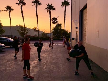 TDR Sunset Workout @ FullRange Athletics
