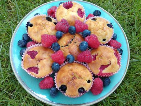 Babeczki z owocami