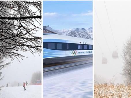 Early snowfall 2020, a long ride towards Beijing 2022 Winter Olympics....