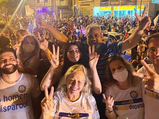 Celso Cota vence nas urnas, mas aguarda decisão judicial para assumir em 2021