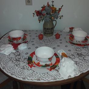 An Autumn Kitchen