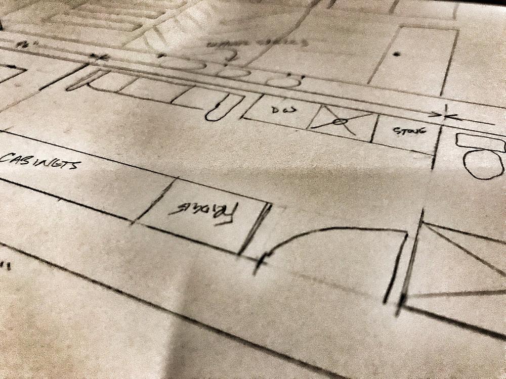 Tiny Home Sketch