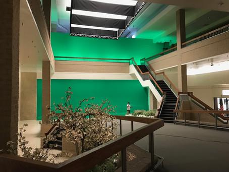Abandoned Century 3 Mall | The Mindhunter Season 2 Set