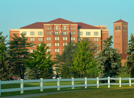 The Inn at St. John's Receives AAA's Four Diamond Rating