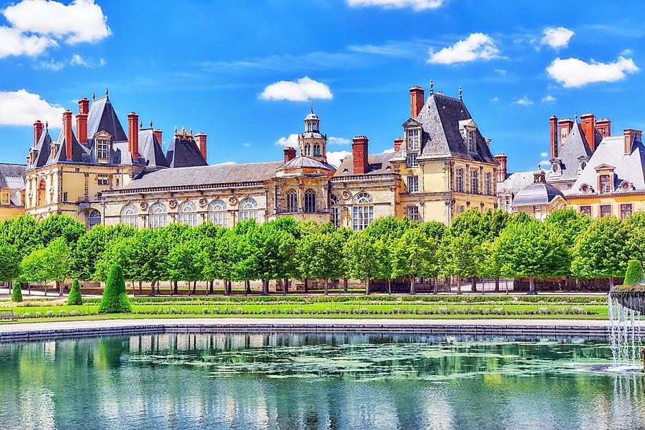 Chateau du Fontainebleau