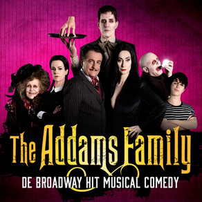 The Addams Family in 2019?