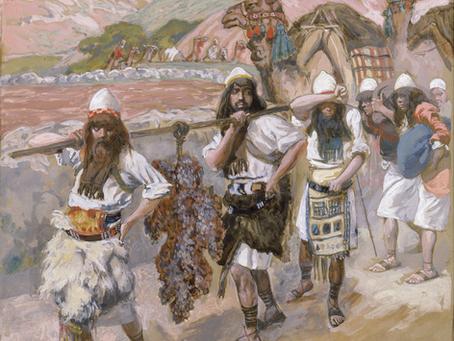"""Deuteronomio y Josué """"Una síntesis con los ojos puestos en Cristo"""""""