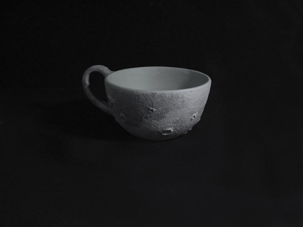 MOONMUG 月球瓷杯 Cr. hiuchi 曉至