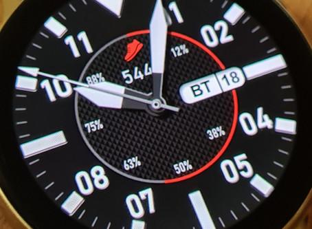 Новый циферблат Galaxy Watch 3 (Black)