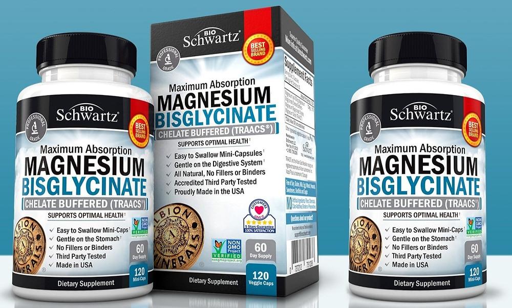 magnesium bisglycinate supplement