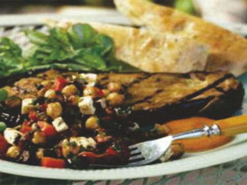 Ras el Hanout - Eggplant Steaks