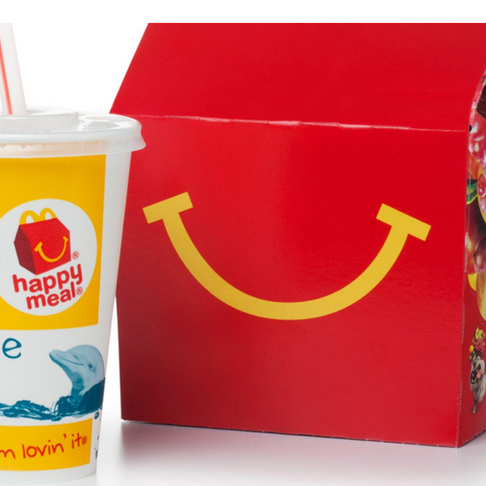 McDonald's Begins Phasing out Plastic Straws