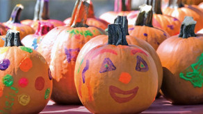 PUMPKIN PAINTING | Primrose Farm In St. Charles