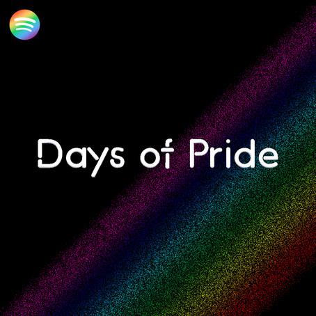K-Pop Days of Pride Playlist release
