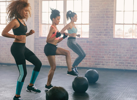 Boost your Self Esteem with Fitness!