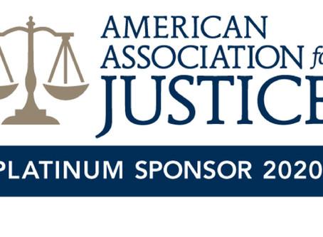 CCI Announces its Platinum Sponsorship with AAJ.