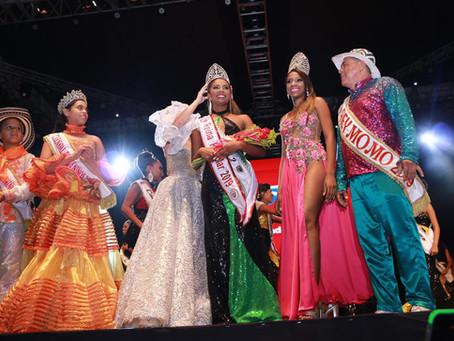 Barranquilla, tiene su nueva Reina Popular 2019