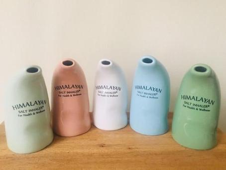The Benefits of A Himalayan Salt Inhaler