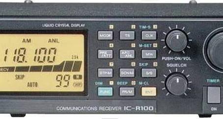 MANUAL - RECEPTOR IC - R100