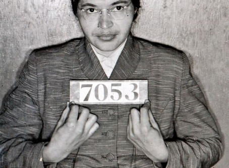 Rosa Parks Embodied Greatness and Service to Humanity