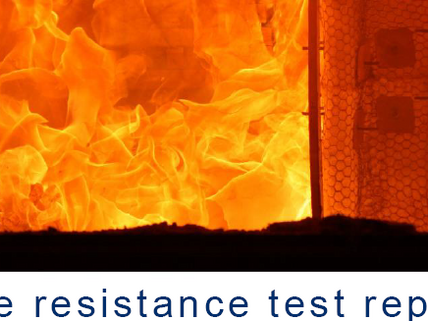 Where to Find Documentation to Verify Performance of a Passive Fire Protection System?