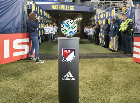 Roster Building In Major League Soccer