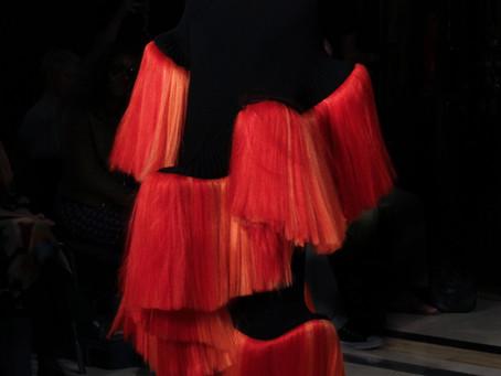 LFW SS18 Highlights: Swedish School of Textiles