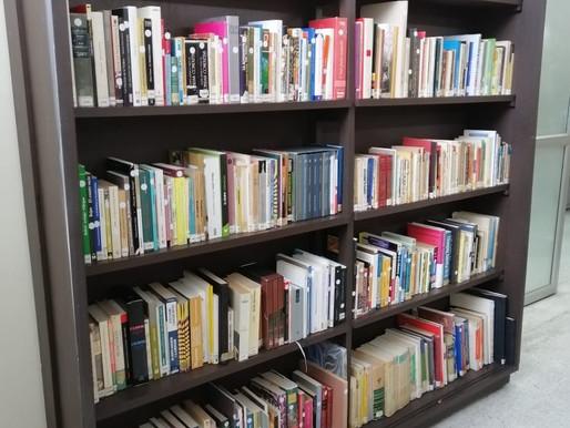 600 LIBROS LLEGARON A LA COLECCIÓN DE LA BIBLIOTECA PÚBLICA MUNICIPAL
