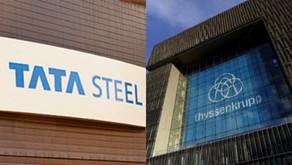 ThyssenKrupp and Tata Steel agree steel merger