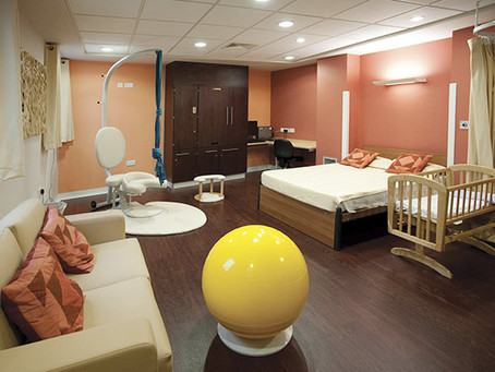 The Lewisham Birth Centre at Lewisham Hospital – a Doula's viewpoint
