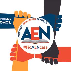 Gincana de Artes para ALUNOS DA AEN.