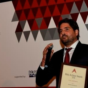 MALTA ARCHITECT AWARDS 2016