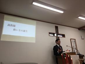 クリスマス礼拝🎄お祝いパーティー🎂中高生クリスマス会