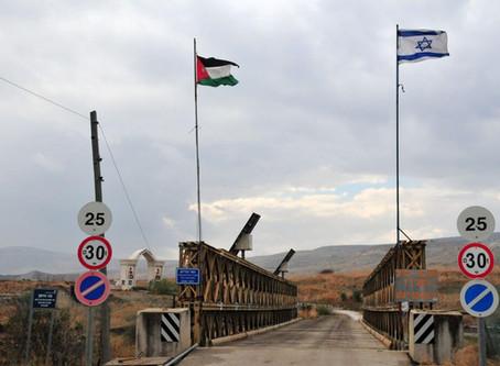 Jak překračovat hranice mezi Jordánskem a Izraelem - aktuální informace a praktický průvodce.