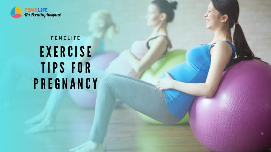 exercises in Pregnancy