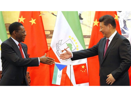 Equatorial Guinea gifts China $2m to fight coronavirus