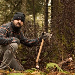 Le Wood Chogan de CRKT©