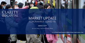 Market Update – Coronavirus (March 28th)